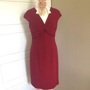 David Meister Size 8 Dress